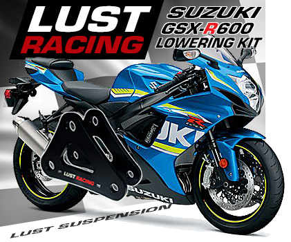 Suzuki GSX-R600 lowering kit