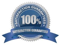 100% Satisfaction Guaranteed - 28 day full return rights (terms apply)